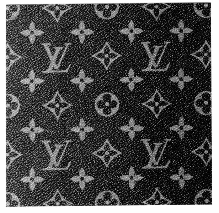 Vol. 100 TMR 503 I.F. Famous and Well-Known Marks Louis Vuitton Malletier (LVM) owns the famous figurative trademark known as monogram canvas 467 (see below).