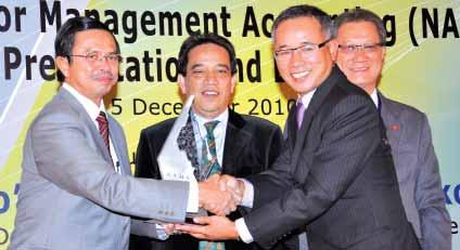 awards & accreditations PIKOM ICT Leadership Awards Technopreneur Excellence Award 2011 IBM Framework for Government