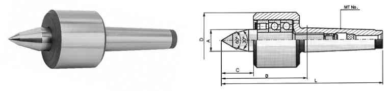 Wt of RPM Wt Taper Number Inches Workpiece lbs max lbs 2 890-002.0003 3.15 1.18 2.32 2.09 4.84 660 4500 2.76 3 890-003.0003 3.93 1.57 2.64 2.40 5.83 1210 3000 5.07 4 890-006.0004 5.51 2.76 3.05 2.