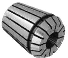 ER Collets 25, 32 ER-25, Fractional Collet No. Size Part No.