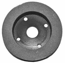 "Bench Wheels Aluminum Oxide Bench Wheels Green Silicon Dia. Width Hole Grit Part No. Price 6"" 1/2 1"" 24 Q 901-001 $ 00.00 6"" 1/2 1"" 36 O 901-002 $ 00.00 6"" 1/2 1"" 46 M 901-003 $ 00."