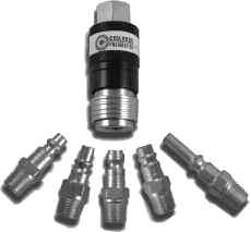 "Blow Guns 7-1/2"" x 1"" Quick-Set Shield Kit 940-60526 $ 00.00 8-1/2"" x 12"" Quick-Set Shield Kit 940-60527 $ 00.00 Coilhose Couplers & Connectors Part No."