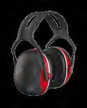 High attenuation, low weight 3M Peltor Earmuff X3 The X3 features a newly-designed spacer to improve attenuation without excess bulk or weight. What makes the X3 version so special?» High attenuation.