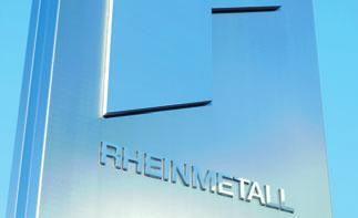 Besides conducting business on the basis of specific targets and objectives, Rheinmetall AG has a strategic function and is responsible for optimizing the portfolio of shareholdings and focusing its