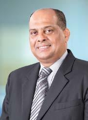 He was appointed as a Director of Aitken Spence Garments in 2009 and at present he functions as Director / Chief Executive Officer of this segment.