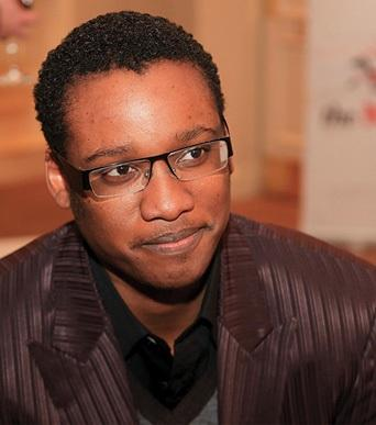 Jacob Zuma's son Duduzane at The New Age