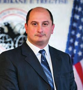 Letter from Executive Director of AmCham 8 Dear AmCham Members, Only a very short time has passed since I joined the American Chamber of Commerce in Albania and I am glad for this opportunity to