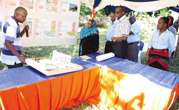 Njuguna Ndung u was held officially marking the listing of the Housing Finance second