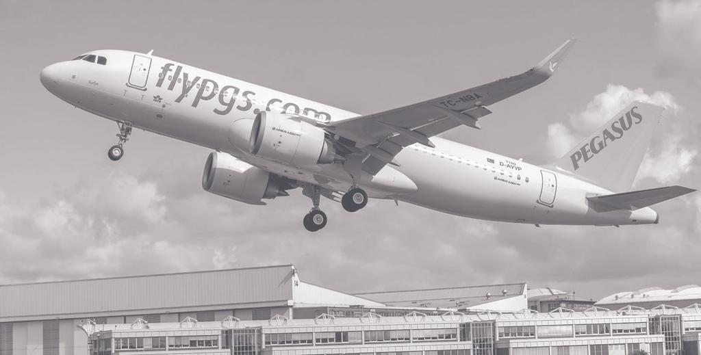 Delivery of the first LEAP-1A-powered A320neo to Pegasus Airlines (July 2016).