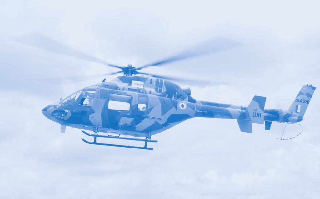 First flight of Ardiden 1U: The first flight of Safran s Ardiden 1U engine, powering the Indian LUH (Light Utility Helicopter), took place on September 6, 2016 in Bangalore.