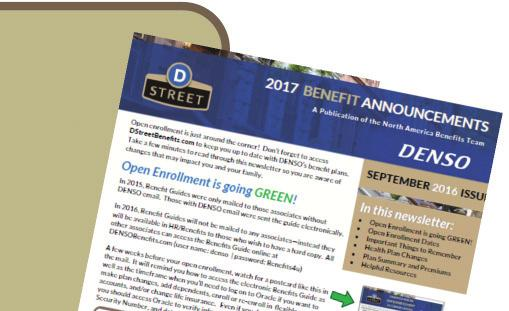 In this Guide: 2017 Benefits Guide Summary of Benefit Options... 4 About Enrolling... 5 About Your Plans.