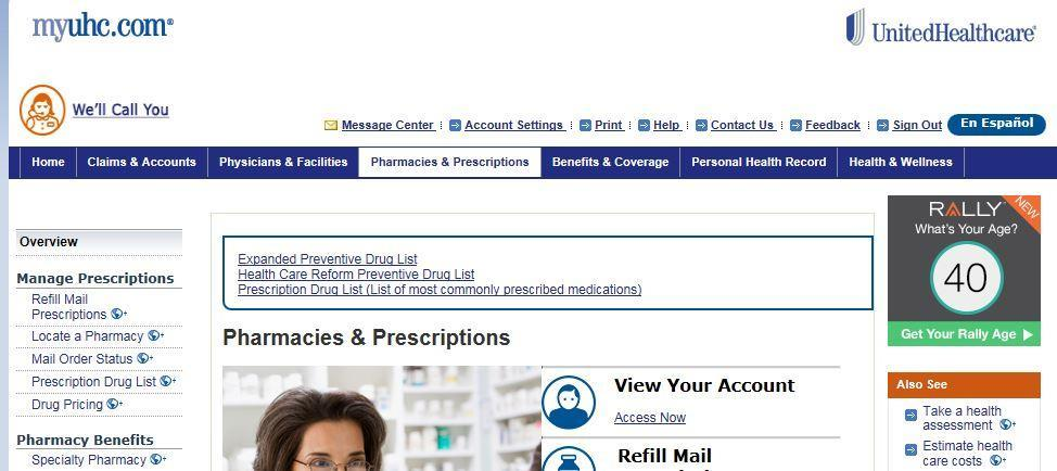 UNDERSTANDING & MAKING THE MOST OF YOUR PHARMACY BENEFITS - PDF
