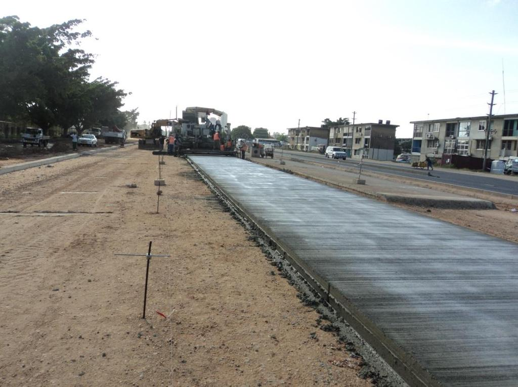 Modernization of Dar Es Salaam Roads: In a bid to decongest the City of Dar Es Salaam, the Government has