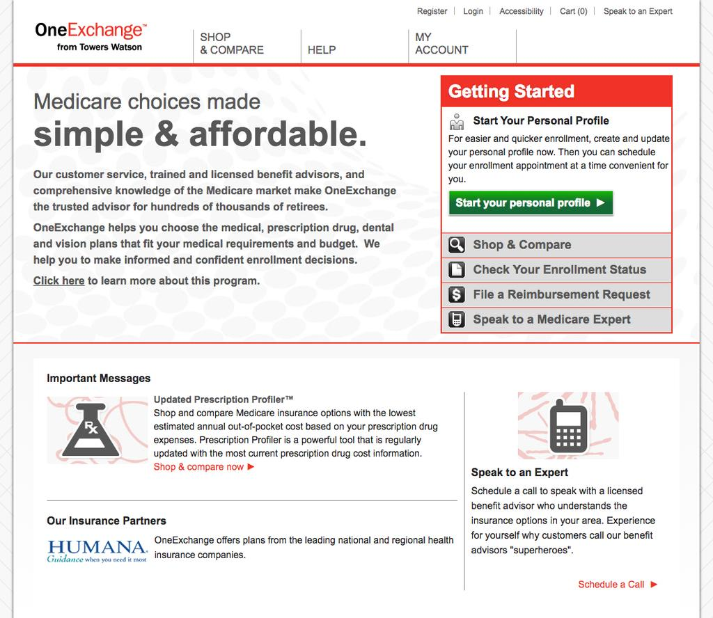 Experience Choice Oneexchange Newsletter For Medicare Eligible
