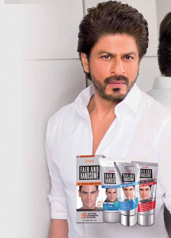 THE INDIAN FAIRNESS CREAM MARKET THE MEN S FAIRNESS CREAM MARKET IS VALUED AT AROUND H400 CRORE GENESIS: A 2004 SURVEY REVEALED THAT 30% OF YOUNG BOYS AND MEN RESORT TO USING SKIN LIGHTENING CREAMS