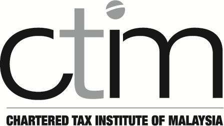 CHARTERED TAX INSTITUTE OF MALAYSIA (225750 T) (Institut Percukaian Malaysia) PROFESSIONAL EXAMINATIONS FINAL LEVEL ADVANCE TAXATION 2 DECEMBER 2015 Student Registration No. Desk No.