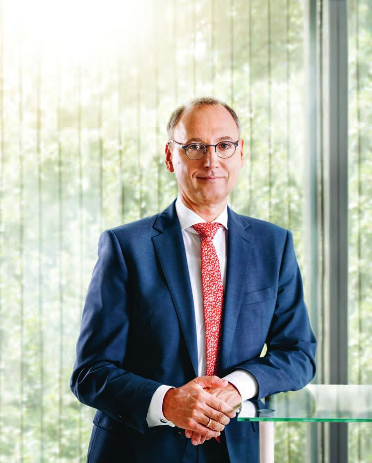 Bayer Annual Report 2017 Chairman s Letter 5 Clear focus and long-term