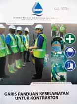 AT THE MARKETPLACE ANNUAL REPORT 2009 01 02 01 SYABAS Safety Handbook for Contractors at the work site 02 Our trusted and reliable Auxiliary Police personnel For first offence, we suspend our