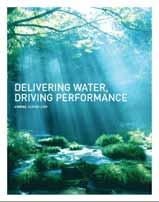 ABOUT THE COVER DELIVERING WATER, DRIVING PERFORMANCE As Malaysia s premier water company, Puncak Niaga is always at the forefront, delivering improvements and advancement throughout our operations