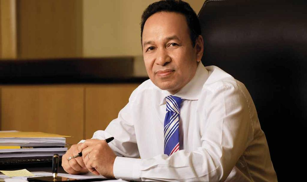 EXECUTIVE CHAIRMAN S MESSAGE ANNUAL REPORT 2009 TO OUR DEAR VALUED SHAREHOLDERS AND STAKEHOLDERS, Puncak Niaga Holdings Berhad 2009 s performance demonstrated our focused strategy and effective