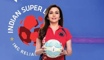 INDIAN SUPER LEAGUE (ISL) Promoted by IMG-Reliance and Star India, Indian Super League (ISL) is India's premier football championship that has received worldwide recognition.