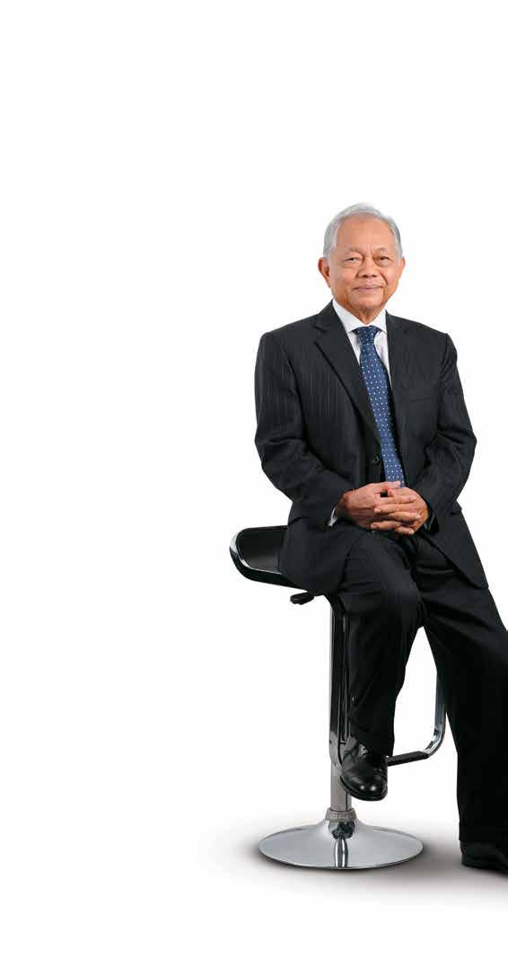 Energy Incorporated PROFILE OF DIRECTORS TAN SRI LEO MOGGIE Aged 72, Malaysian Non-Independent Non-Executive Chairman Date Appointed to the Board: 12 April 2004 Years of Directorship: 9 years Number