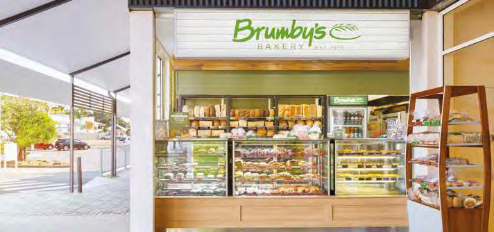Commercial Industrial Medical Dental Veterinarian 12 PROJECT: BRUMBY S BAKERY NORTH WARD, TOWNSVILLE