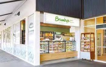 MILTON Shopfront upgrades and alterations to produce a new look requested by Brumby s Australia.