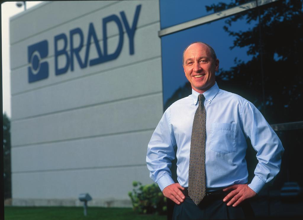 Company Performance Dear fellow shareholders: Fiscal 26 was an outstanding year for Brady, marked by strong performance in a number of areas.