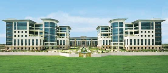 Integrated Engineering Services Knowledge City at Vadodara. The campus houses the global headquarters of L&T s Integrated Engineering Services.