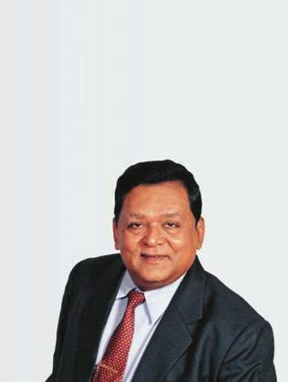 A. M. Naik Chairman & Managing Director Dear Shareholders A multiplicity of business, economic and political factors made the year gone by among the most challenging in recent times.