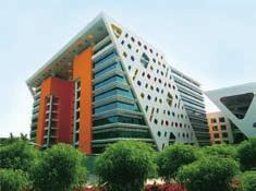 L&T s buildings are certified green buildings SUSTAINABLE HABITAT 15 of our campuses have achieved zero wastewater discharge status Total water consumption reduced by 5 per cent by L&T