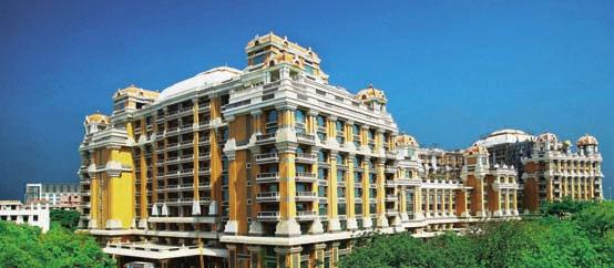 Buildings & Factories IC In the heart of Chennai, L&T has constructed ITC s 600-room star hotel one of India s largest.