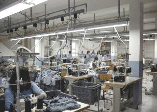 5 mm pairs per year and 2,000 employees Focus on retail R&D and production outsourcing on