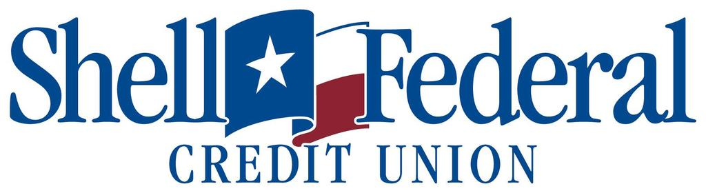 Agreement Credit Card Agreement Shell Federal Credit Union, P. O. BOX 578, Deer Park, Texas 77536 713.844.1100 800.388.5542 FAX: 713.844.0694 www.shellfcu.