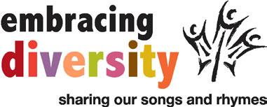 Embracing Diversity: Sharing Our Songs and Rhymes is a public education project, undertaken by Burnaby
