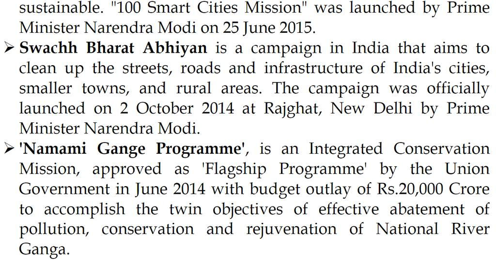 The scheme was launched with an initial funding of Rs.100 crore.