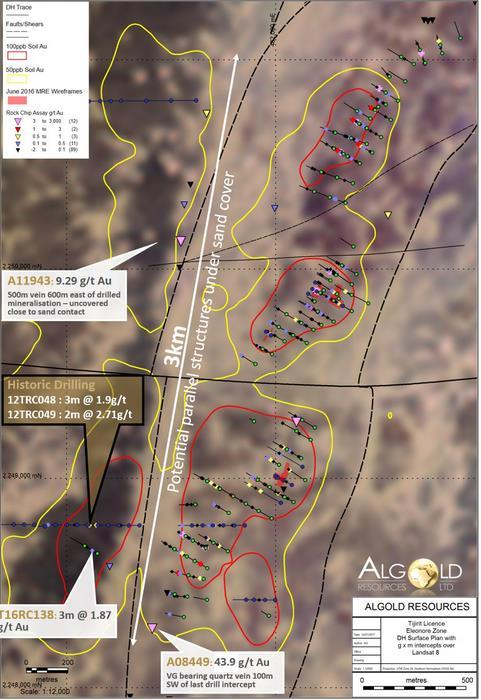 Investment Thesis Prospective Ground With Multi-Million Ounce Potential We view as an attractive speculative play for exploration success in Mauritania.