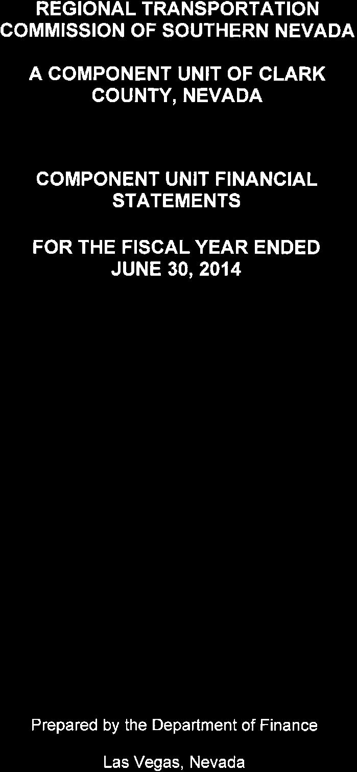 FINANCIAL STATEMENTS FOR THE FISCAL YEAR ENDED JUNE