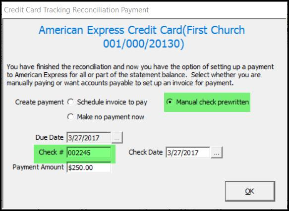 v 5 accounts payable credit card tracking course v211 pdf