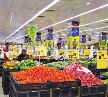 Reliance Smart is a destination supermarket store with a simplified and strong value proposition Big Shopping equals Smart Savings.