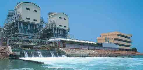 3.0 Study on the Formation of Cooling Water Outfall Foam at Thermal Power Station and Its Impact to the Marine Environment Foaming is a natural phenomenon that is due to air bubbles being trapped or