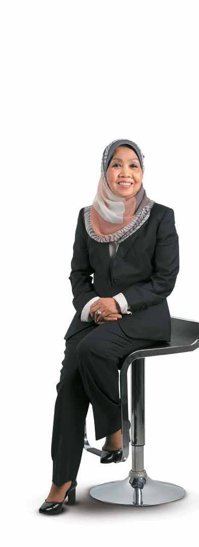 Energy Incorporated PROFILE OF DIRECTORS DATUK NOZIRAH BINTI BAHARI Aged 58, Malaysian Non-Independent Non-Executive Director Date Appointed to the Board: 28 June 2011 Years of Directorship: 2 years