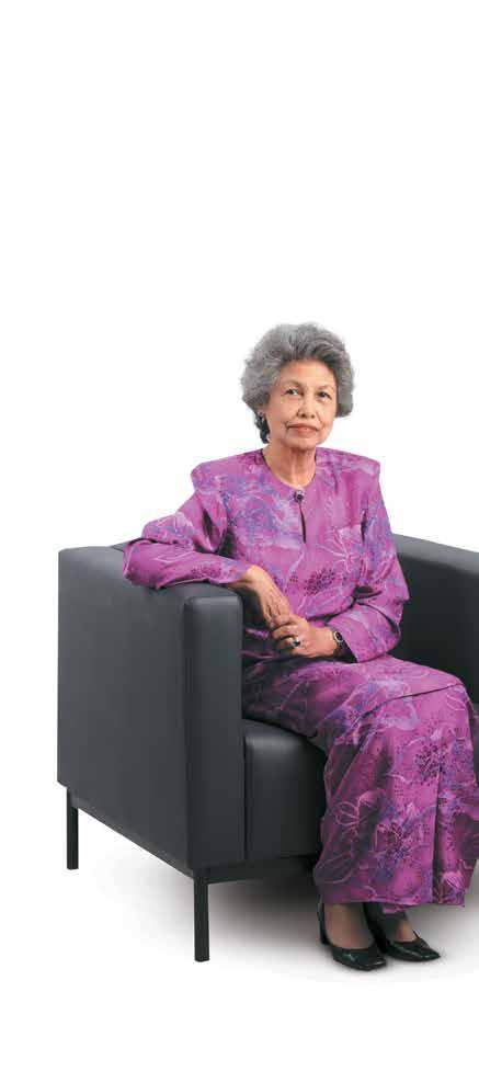 Energy Incorporated PROFILE OF DIRECTORS TAN SRI DATO SERI SITI NORMA BINTI YAAKOB Aged 73, Malaysian Independent Non-Executive Director Date Appointed to the Board: 12 September 2008 Years of