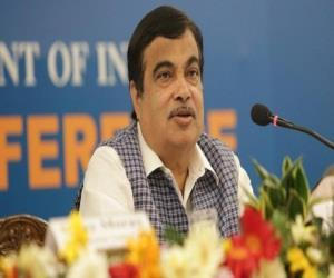 Nitin Gadkari inaugurated five highway projects The Union Road Transport and Highways, Shipping and Water Resources, River Development and Ganga Conservation Minister, Shri Nitin Gadkari today